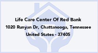 Life Care Center Of Red Bank