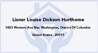 Lisner Louise Dickson Hurthome