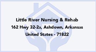 Little River Nursing & Rehab