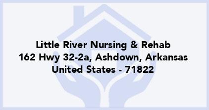 Little River Nursing & Rehab