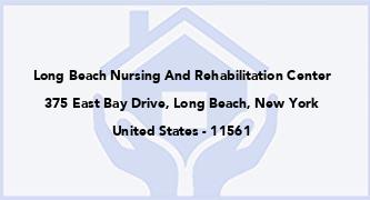 Long Beach Nursing And Rehabilitation Center