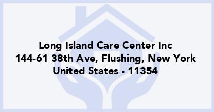 Long Island Care Center Inc