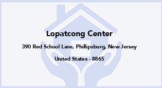 Lopatcong Center