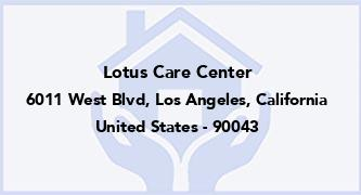 Lotus Care Center