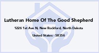 Lutheran Home Of The Good Shepherd