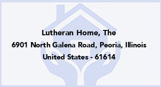 Lutheran Home, The