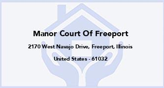 Manor Court Of Freeport