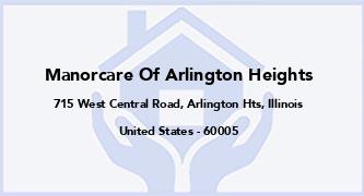 Manorcare Of Arlington Heights