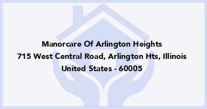 Manorcare Of Arlington Heights