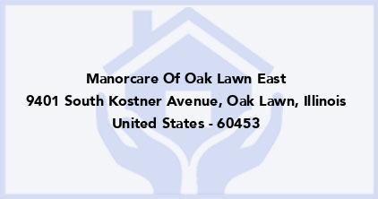 Manorcare Of Oak Lawn East