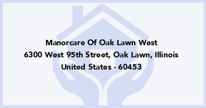Manorcare Of Oak Lawn West