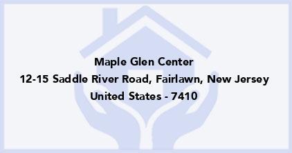 Maple Glen Center