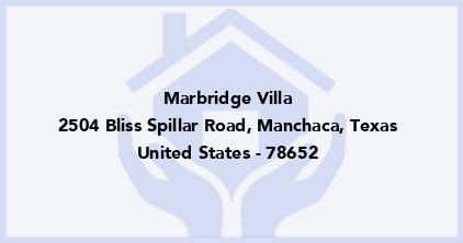 Marbridge Villa