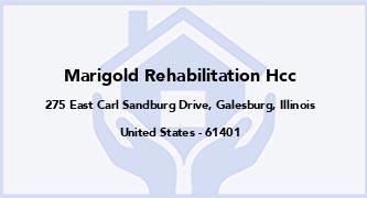 Marigold Rehabilitation Hcc