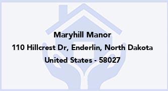Maryhill Manor