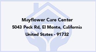 Mayflower Care Center