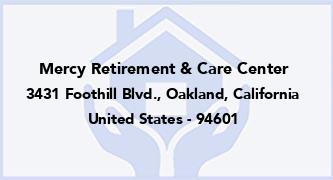 Mercy Retirement & Care Center