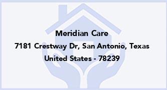 Meridian Care