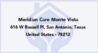 Meridian Care Monte Vista