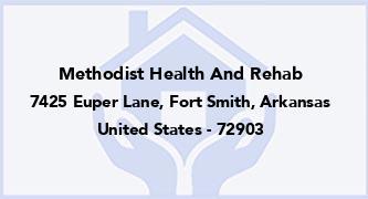 Methodist Health And Rehab