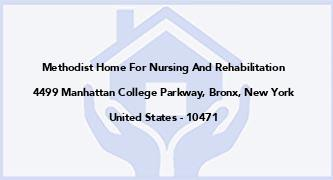 Methodist Home For Nursing And Rehabilitation