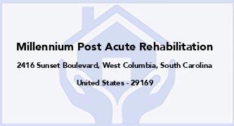 Millennium Post Acute Rehabilitation