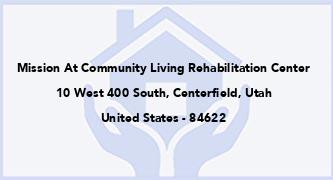 Mission At Community Living Rehabilitation Center