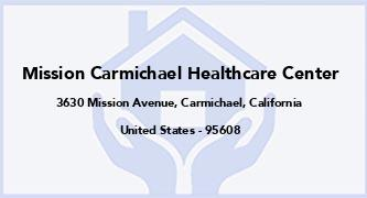 Mission Carmichael Healthcare Center