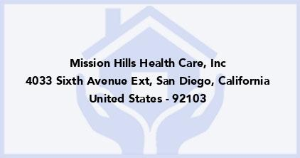 Mission Hills Health Care, Inc