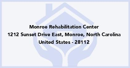 Monroe Rehabilitation Center