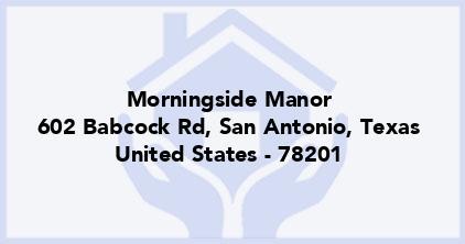 Morningside Manor