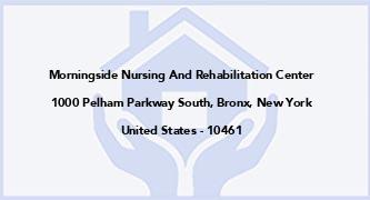 Morningside Nursing And Rehabilitation Center