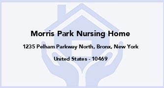Morris Park Nursing Home