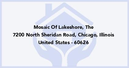 Mosaic Of Lakeshore, The