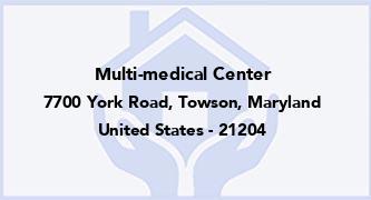Multi-Medical Center