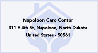Napoleon Care Center