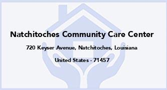 Natchitoches Community Care Center