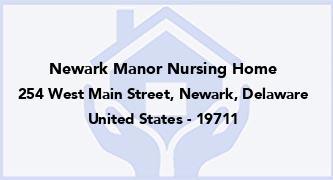 Newark Manor Nursing Home