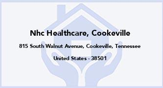 Nhc Healthcare, Cookeville
