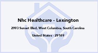 Nhc Healthcare - Lexington
