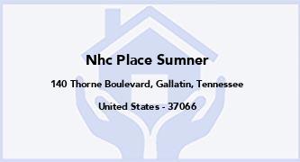 Nhc Place Sumner