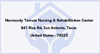 Normandy Terrace Nursing & Rehabilitation Center