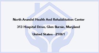 North Arundel Health And Rehabilitation Center