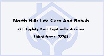 North Hills Life Care And Rehab