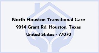 North Houston Transitional Care