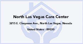 North Las Vegas Care Center
