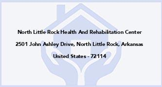 North Little Rock Health And Rehabilitation Center