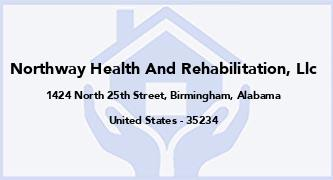 Northway Health And Rehabilitation, Llc
