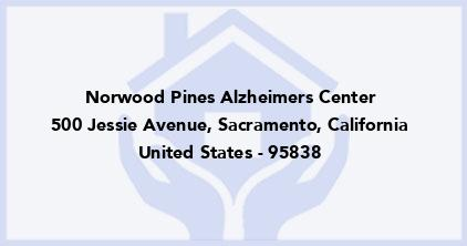 Norwood Pines Alzheimers Center
