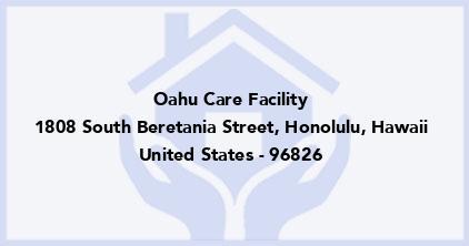 Oahu Care Facility